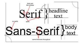 Tipe Font