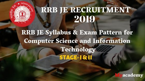 rrb je syllabus for it