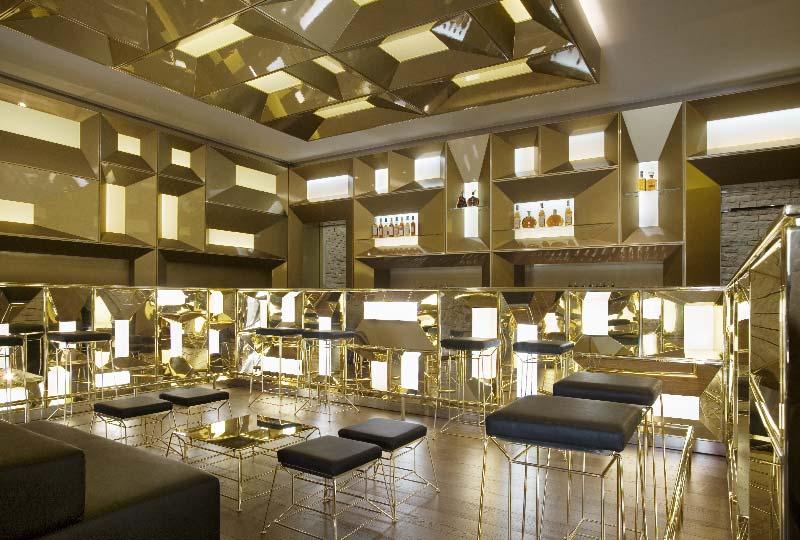 Ristorante Gold a Milano, ©Andrea Martiradonna