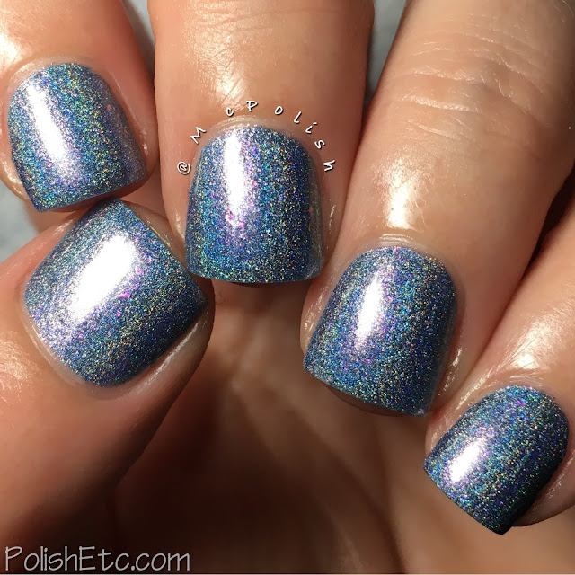 Pahlish - This is Holo-ween! - McPolish - Ride with the Moon