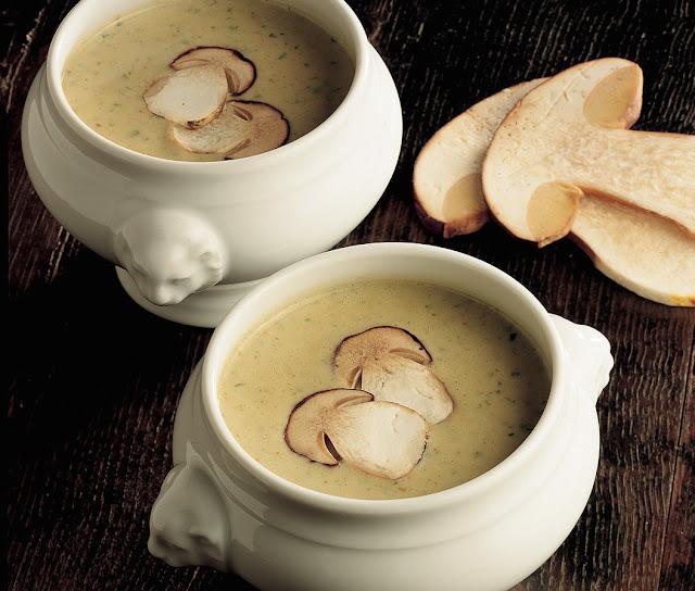 vellutata - velvety vegetable soup