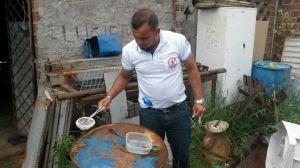 DELMIRO GOUVEIA: Agentes de Endemias recebem capacitação sobre Dengue