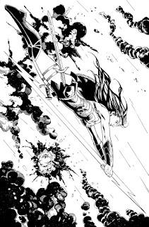 """Après avoir vu les nouvelles équipes aux commandes des différentes séries """"Rebirth"""", aujourd'hui nous vous proposons plein d'images avec des couleurs et tout, et tout... Vous découvrirez les nouveaux looks de plusieurs héros, alors let's go!!!    DC comics: Rebirth     Et voila la fin d'un cycle chez DC comics, après plusieurs semaines de tweets mystère de la part de Dan Didio, Jim Lee ou encore Geoff Johns, nous savons enfin ce qu'est """"Rebirth"""".      Et voila la fin d'un cycle chez DC comics, après plusieurs semaines de tweets mystère de la part de Dan Didio, Jim Lee ou encore Geoff Johns, nous savons enfin ce qu'est """"Rebirth"""".    Cet énorme événement commencera au mois de mai, le 25 pour être précis, et nous proposera un retour aux numéros  #1 pour quasiment toutes les séries, sauf Action comics et Detective comics, qui eux reprendrons leur numérotation pré-New 52. Ce qui n'est pas vraiment un relaunch pour les éditeurs de DC comics, verra le retour a la continuité pré-New 52.  Rebirth sera sous la houlette de Geoff Johns, qui écrira le numéro special, et c'est lui qui nous dévoile tout ça!!!  """"Ça a commencé quand Dan et Jim sont venus me voir, et m'ont parlé de tout arrêter aux numéros #52. Ils voulaient changer de perspective sur l'ensemble des séries. […] Comme tout le monde, je suis sceptique sur les relaunchs. Alors il fallait que ce soit quelque chose qui soit capable de demander à tout le monde de donner leur maximum. Quelque chose de spécial. Quelque chose avec un sens. Pour moi, « Rebirth » a du sens. Ça va plus loin qu'un simple retour aux sources, on ne va pas juste revenir au point de départ. Nous devons tous faire de notre mieux pour pour faire ça bien, et qu'on puisse ensemble créer un univers cohérent qui permette d'avoir des histoires aussi bien géniales individuellement que mises bout à bout.""""     Toutes les nouvelles équipes créatives seront dévoilée le 26 mars prochain mais en attendant voici le planning de sorties des titres """"Rebirth"""":  JUIN:  """