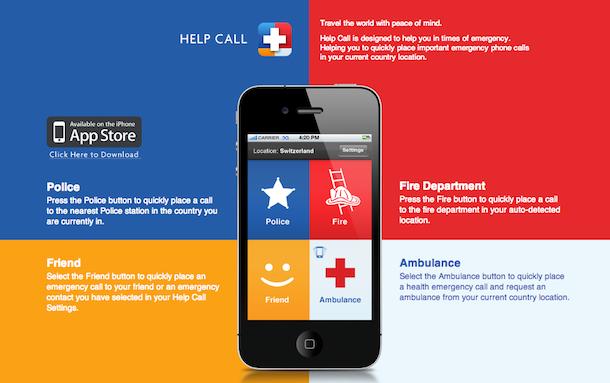 Help Call app