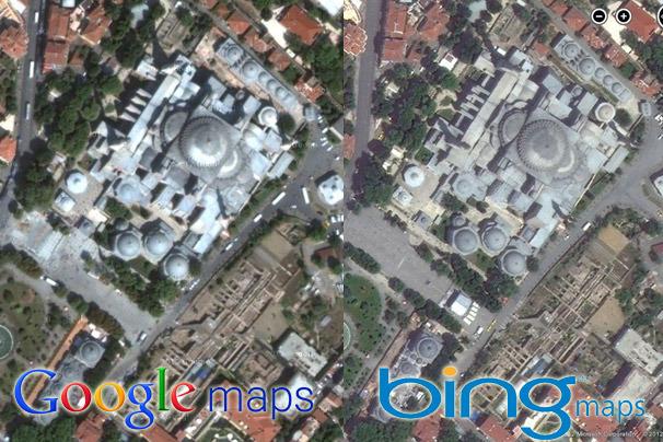 Infotainment Google Maps Vs Bing Maps A Showdown Of Satellite