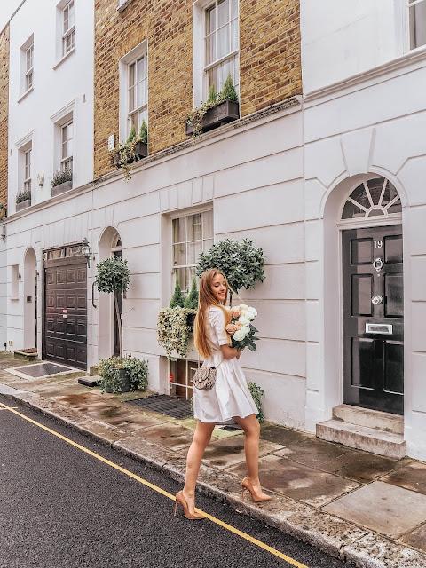 Luxury London fashion and lifestyle blogger 2019