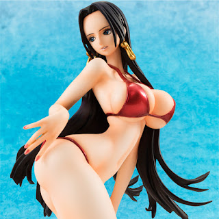 Boa Hancock Ver.BB - P.O.P Limited Edition