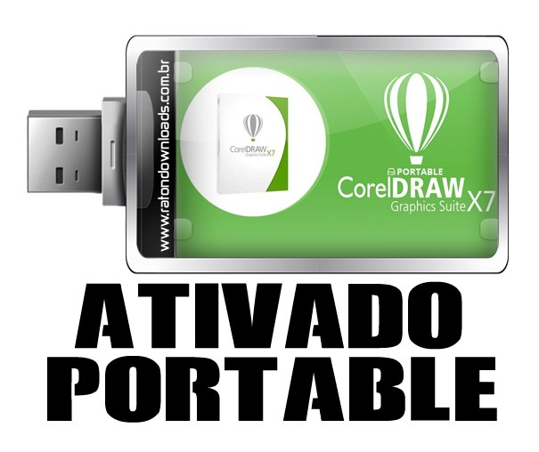 Cara crack corel draw x7 portable