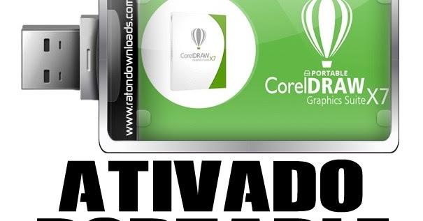 X6 GRATUITO PORTABLE DOWNLOAD DRAW NERD TETUDO COREL