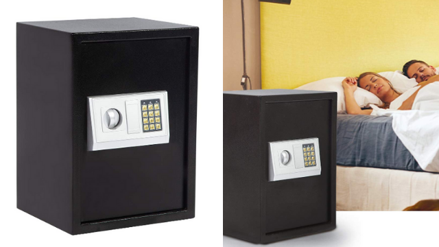 Electronic Safe Box Lock Box Safes and Lock