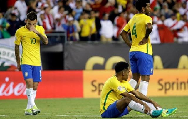 El enésimo fracaso de Brasil lleva a Nike a plantearse su continuidad en la canarinha