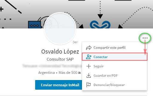 Cómo conectar en Linkedin - Consultoria-SAP