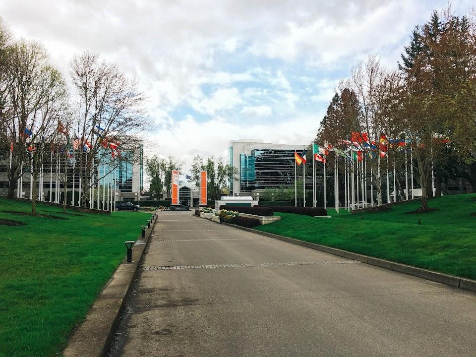 ナイキ・ワールド・キャンパス(Nike World Campus)