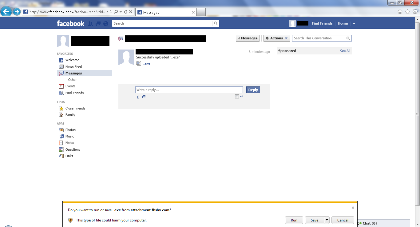 Sow Ching Shiong - Vulnerability Research: Facebook Bug #3