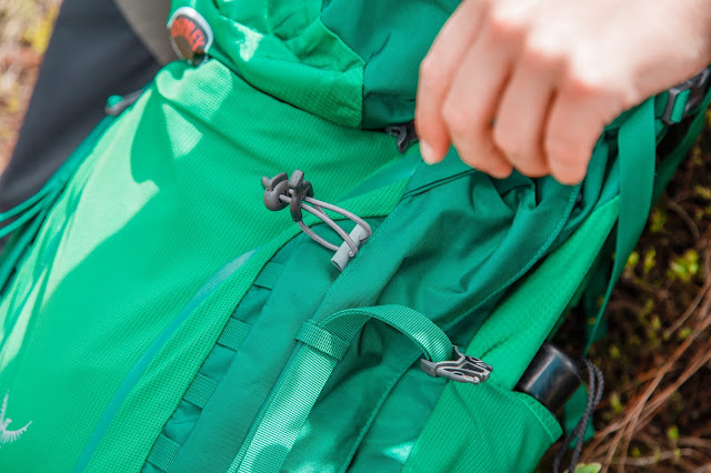 Osprey Kestrel 68 Trekkingrucksack zum Wandern 03