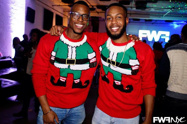 24294231 1623374241038797 6965052932739194405 n - 12 DRESSES OF CHRISTMAS LOOK 6: UGLY SWEATER W. FUN WITH FRIENDS