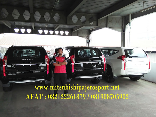 ALL NEW PAJERO SPORT 2016 INDONESIA