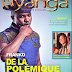 Franko on the cover of Nyanga magazine's April Edition!