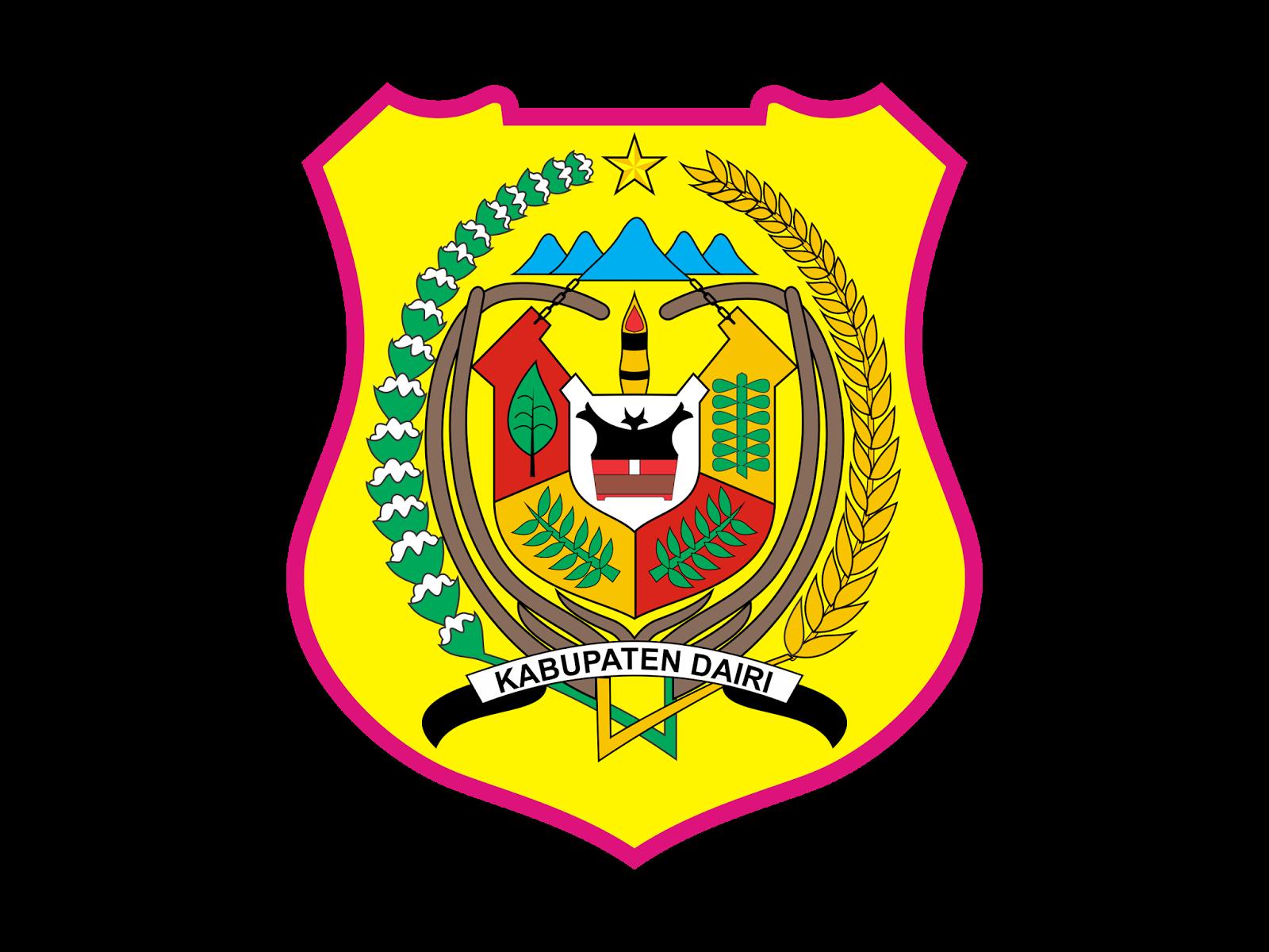 Warung Vector Logo Kabupaten Dairi Vector Cdr Png Hd