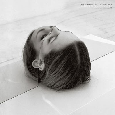 The 10 Best Album Cover Artworks of 2013: 03. The National - Trouble Will Find Me