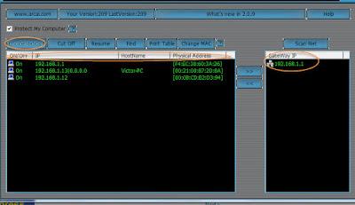Cara Mempercepat Wifi Dengan Netcut (memotong jaringan)