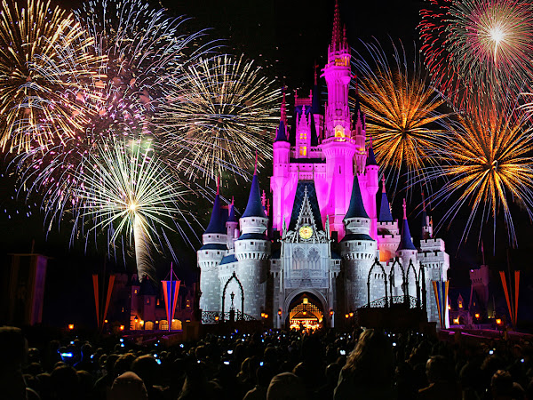 Counting down to Disney.... Disney Challenge day 30.... What is your favorite Disney Theme Park Show?
