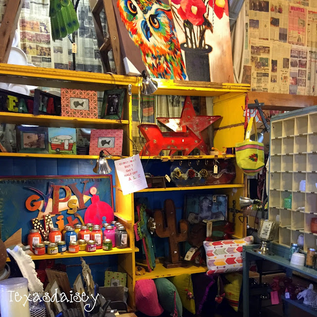 You have got to see this cool store...Ballyhoo...a color and creativity explosion lives here.