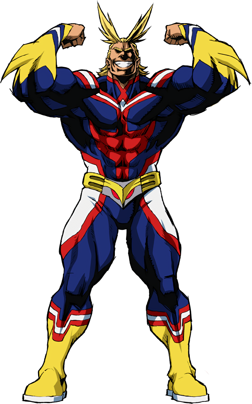 render ALL MIGHT