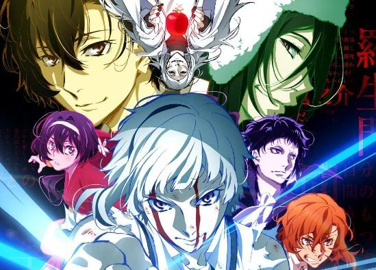 Bungou Stray Dogs: Dead Apple Movie Subtitle Indonesia