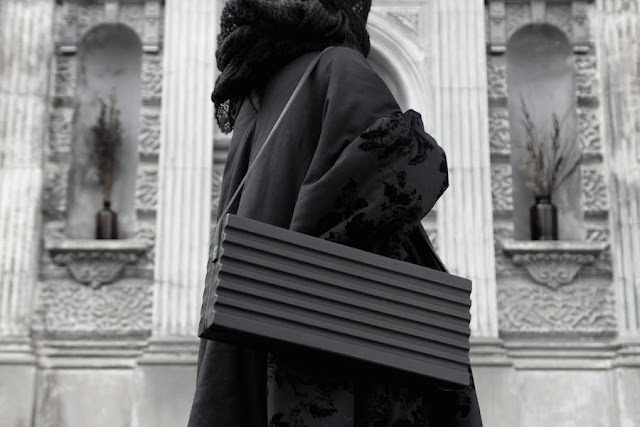 New Collection of Baroque Architecture Bags