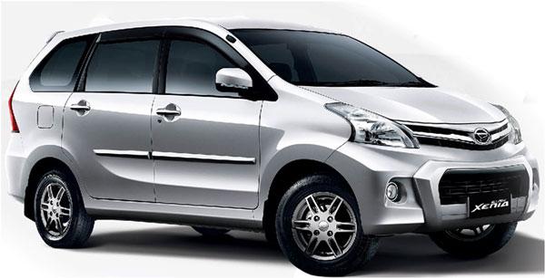 Perbedaan Tipe All New Daihatsu Xenia D M X R Review