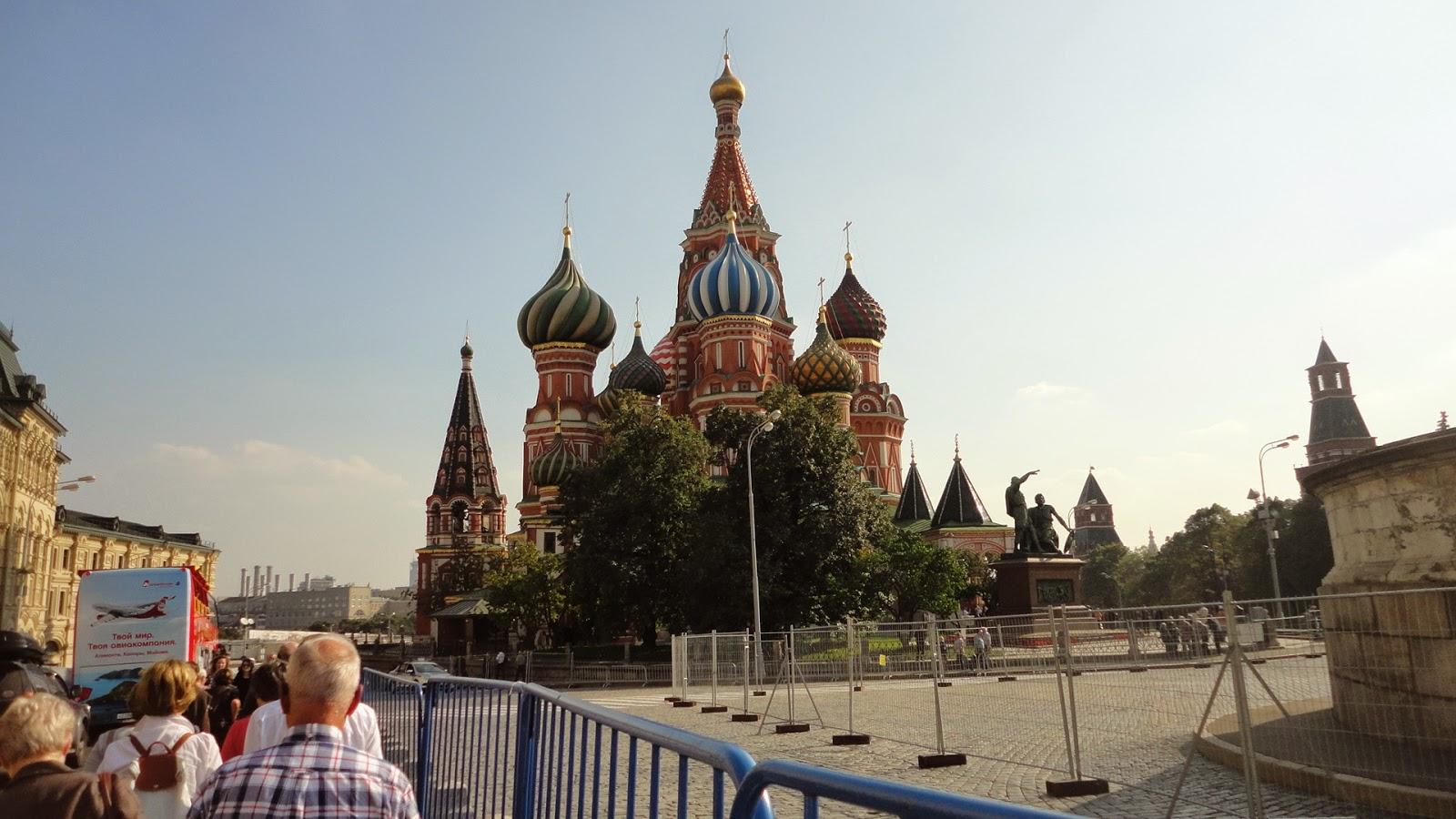 O que ver na Rússia