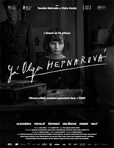 Ver Já, Olga Hepnarová (2016) Online
