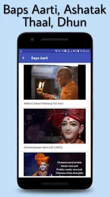 Baps Aarti App