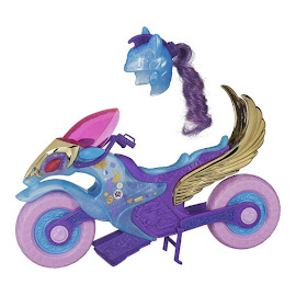 MLP Equestria Girls Friendship Games Motocross Bike Vehicle Doll