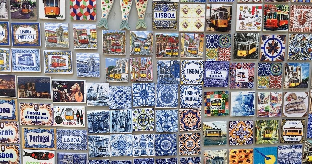 Portugal ‧ Spain 葡萄牙 ‧ 西班牙自遊行:手信 紀念品 Souvenirs 貪玩辣車車