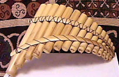 O que é Flauta de Pã?