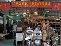 Mengenal Sejarah Triwindu, Pasar Antik dari Era Sebelum Kemerdekaan