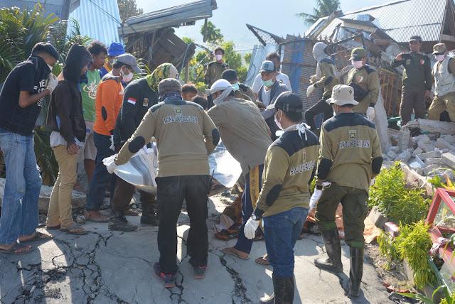 Pemuda Muhammadiyah Puji Aksi Heroik PKS untuk Gempa Palu