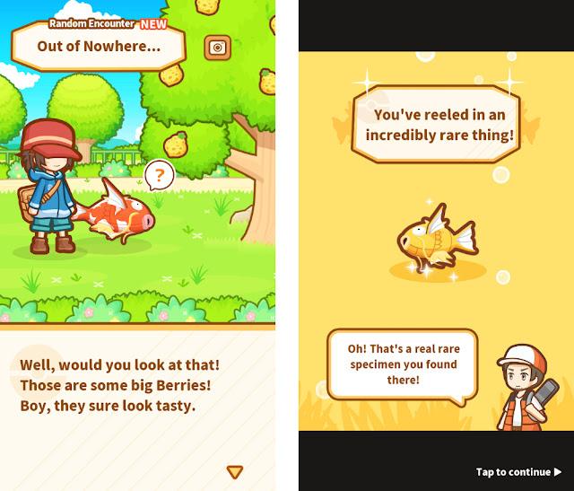 Pokemon: Magikarp Jump! Event Shiny