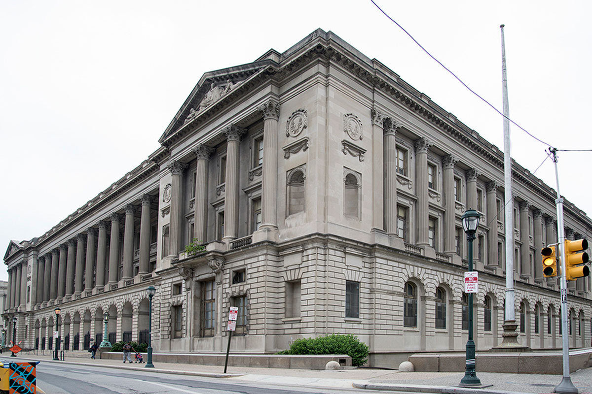 Mayor Kenney Wants Washington To Take Another Look At Renovation Plans For The Old Family Court Building After They Were Rejected By Federal Officials