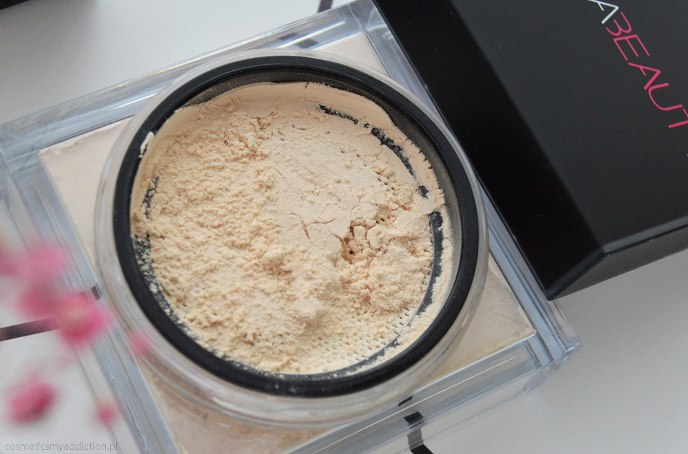 Huda Beauty Easy Bake, Baking, Pound Cake
