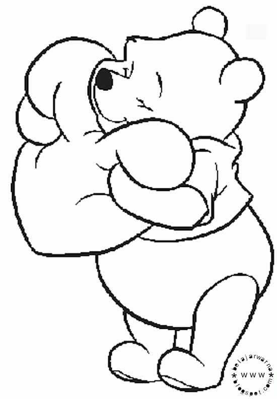 Sketsa Gambar Boneka Beruang List Mewarnai Pict Pictures Diwarnai