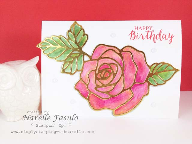 Narelle Fasulo - Independent Stampin' Up! Demonstrator - Simply Stamping with Narelle - Rose Wonder - available in my online store - http://www3.stampinup.com/ECWeb/default.aspx?dbwsdemoid=4008228