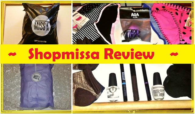 I went shopping! | Shopmissa review shopmissa shipping
