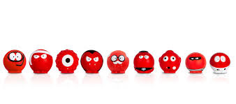 Red Nose Day Child Wallpaper