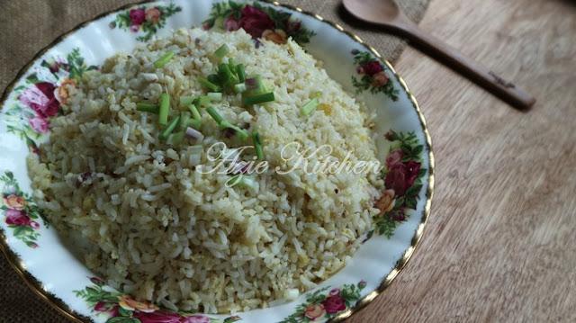 Nasi Goreng Telur Yang Sangat Nostalgia