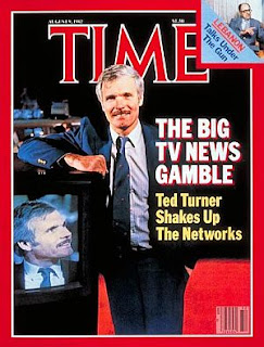 Ted Turner cover of Time