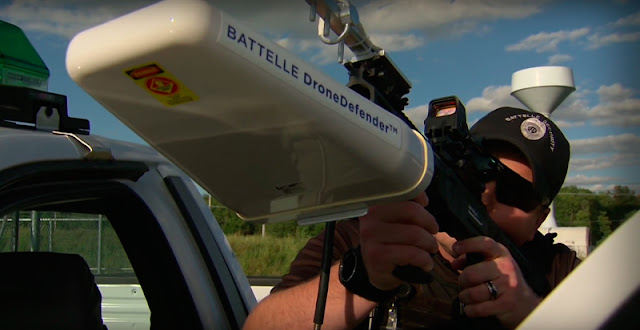 Battelle Drone Defender
