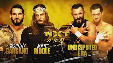 Replay: WWE NXT 22/05/2019